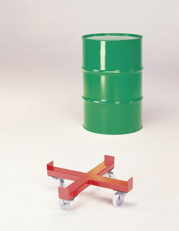 DT11-4 wheeled drum dolly