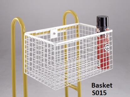 hook on basket S015