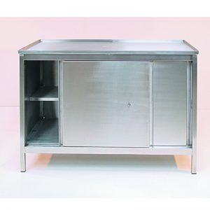 Stainless Steel Cupboard Bench