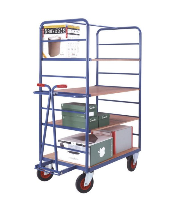TS31T-Shelf Truck with draw handle