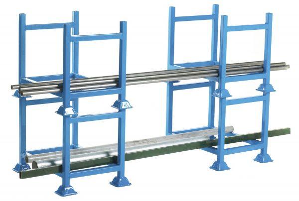 stacking bar cradle