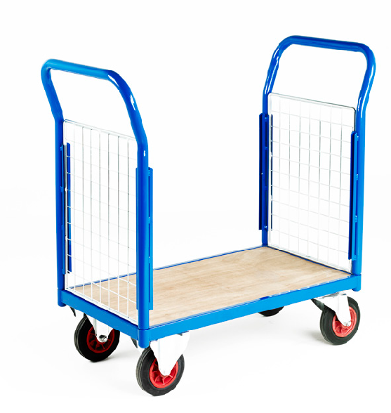 Mobile Trolley 2 sided Mesh