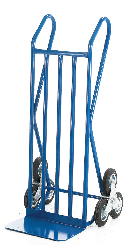 SM22 Stairclimber Sack Truck - Euro Loop Handles and Solid Steel Toe