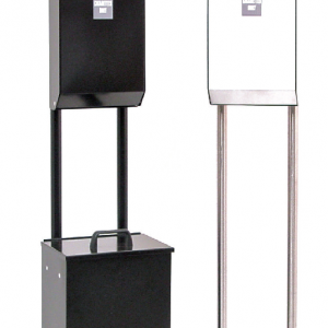 Floor Standing Cigarette disposal Bins