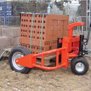 TNV1200 Heavy Duty Rough Terrain Pallet Trucks
