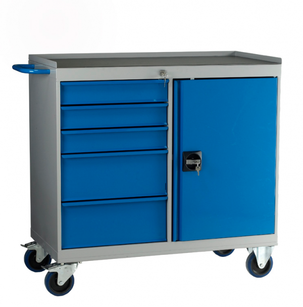 MDC812 Mobile Drawer Cabinets