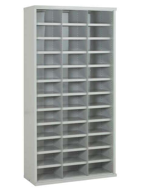 SBC607 36 Bin Steel Bin Cabinet
