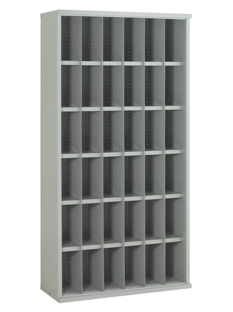 SBC625 36 Bin Steel Bin Cabinet