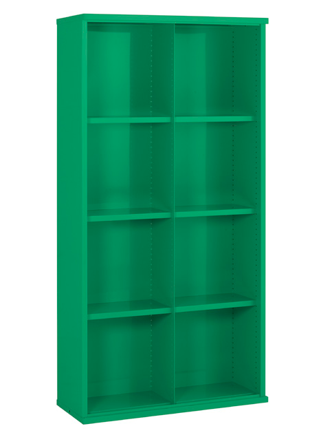 SBC646 8 bin Steel Cabinet