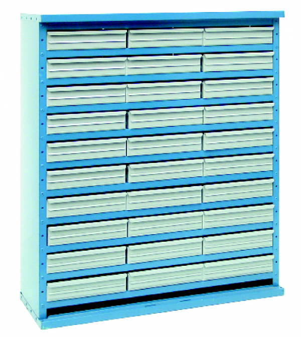 System D Drawer Cabinet 30 drawers