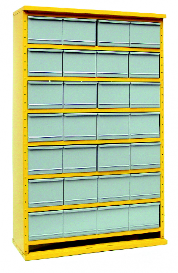 System D Drawer Cabinet 28 drawers