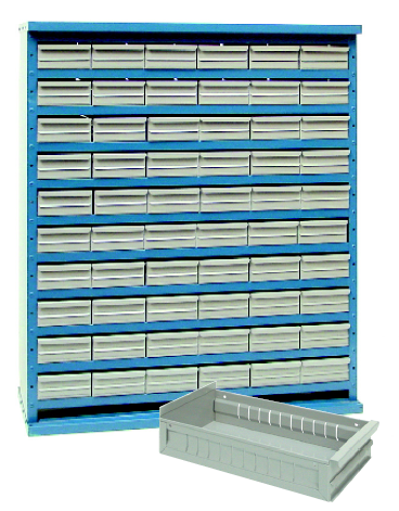 System D Drawer Cabinets 60 drawers