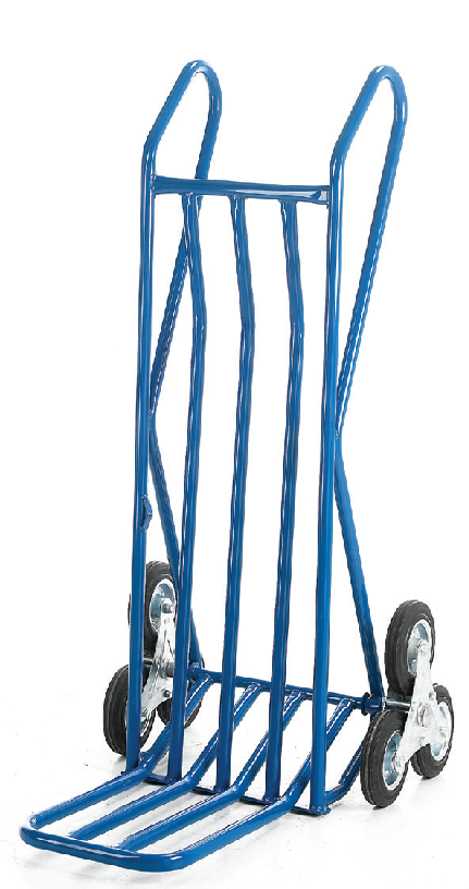 SM15 Stairclimber Sack Truck - Euro Loop Handles and Folding Open Toe