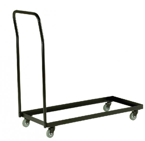 PRIN-4 Folded Chair Transport Trolley