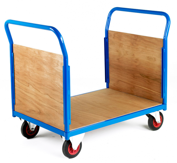 Platform Truck 2 sided plywood