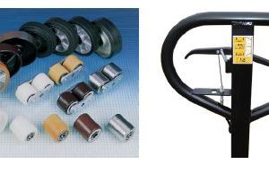 Pallet Truck Wheel and brake options
