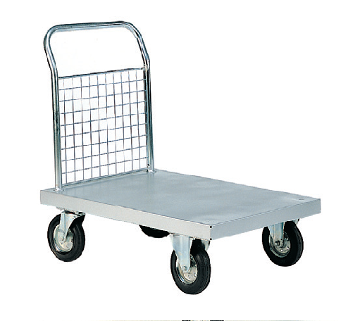 700 Series Platform Truck Tube hand rail mesh panel