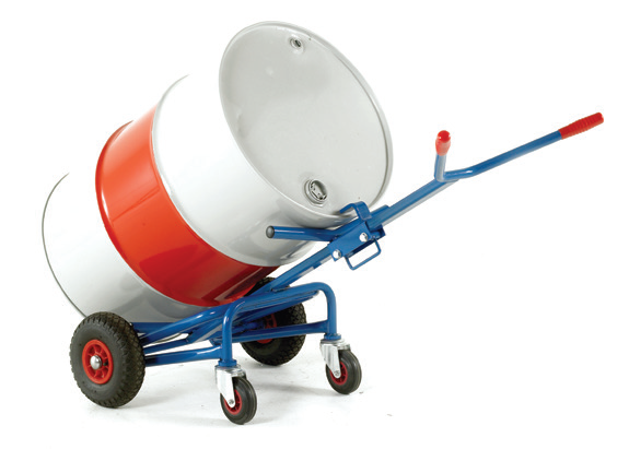 Drum Lifter with castors