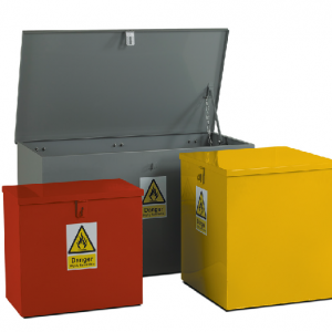 Hazardous Bins