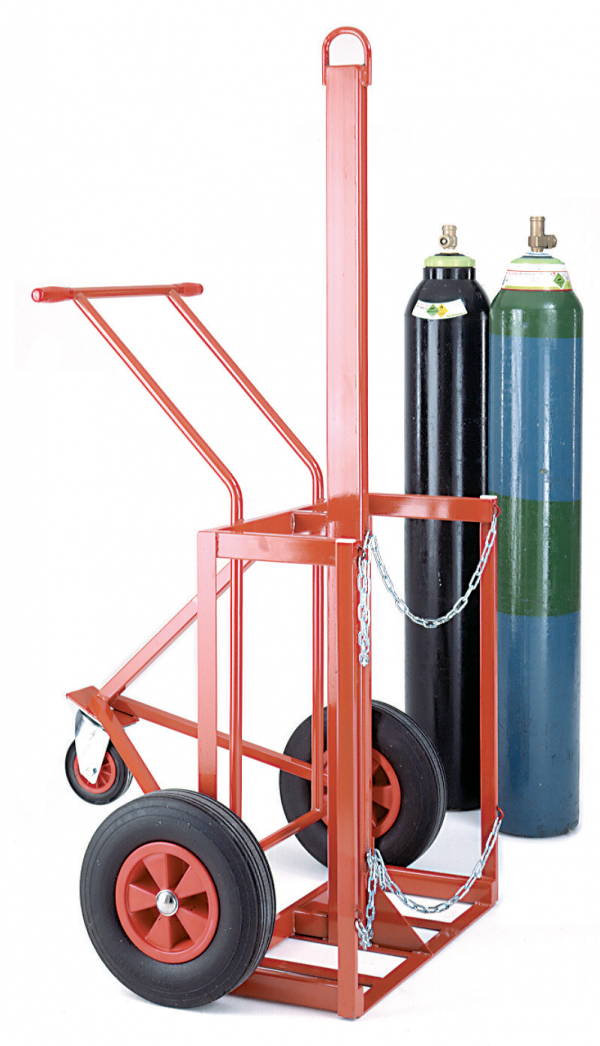 SC27 Two Cylinder Lifting Trolley