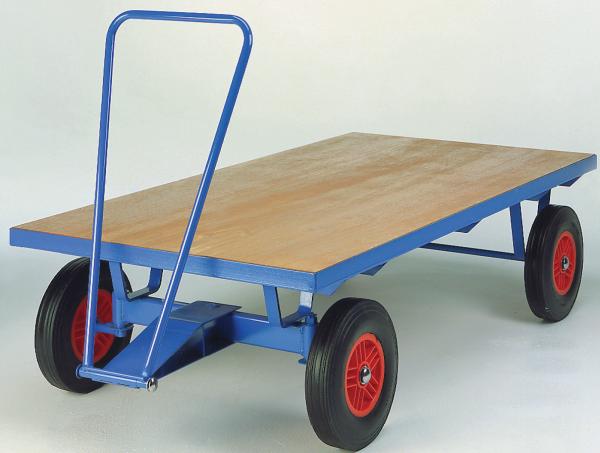 TR160 Trailer - SIngle Ackerman Steering