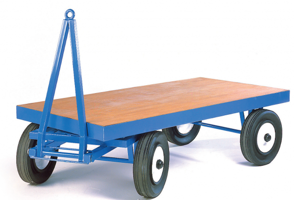 Heavy Duty Towing Trailer - Turntable Steering