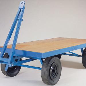 Heavy Duty Towing Trailer - Turntable Steering