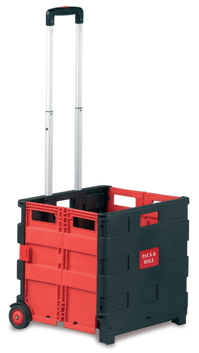ST90 Folding Box Trolley