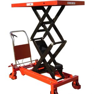 TXL800D Moibile Scissor Lift