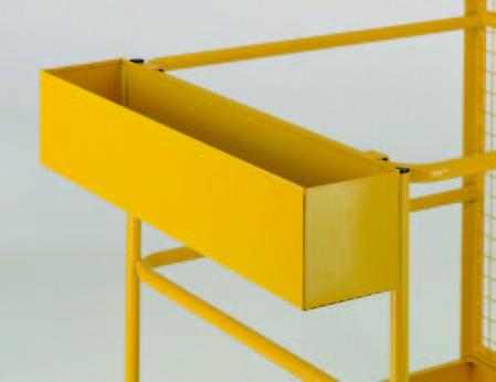 ASP2 Tool Tray