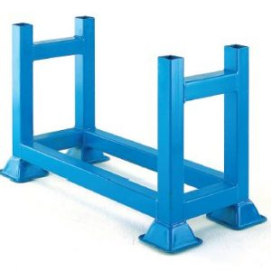 Stacking bar cradles