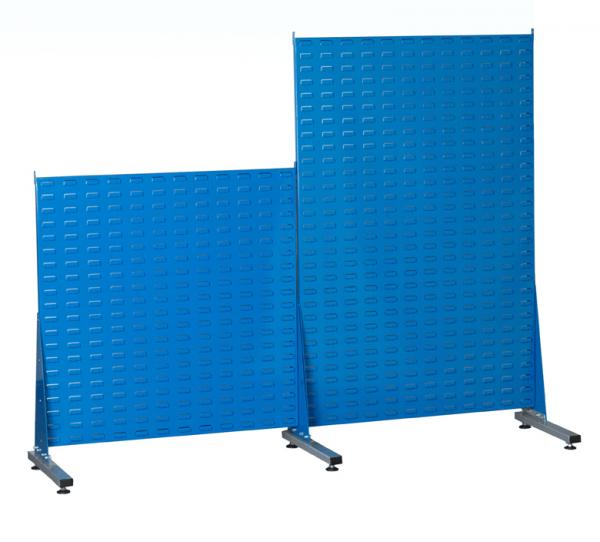 Floor Standing Lourve Panels