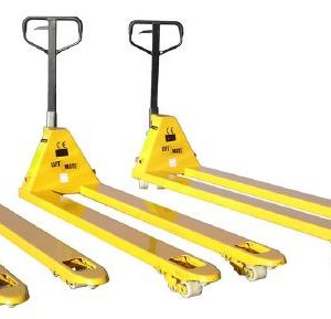 Extra Long Heavy Duty Pallet Trucks