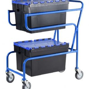 CT03 Multi Trip Container Trolley