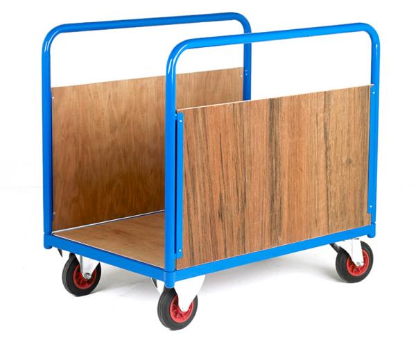 Long Goods Platform Trucks Plywood