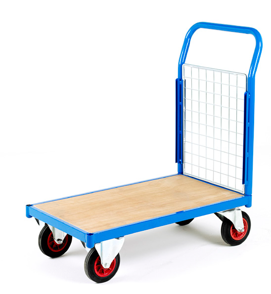 Mobile Trolley 1 sided Mesh