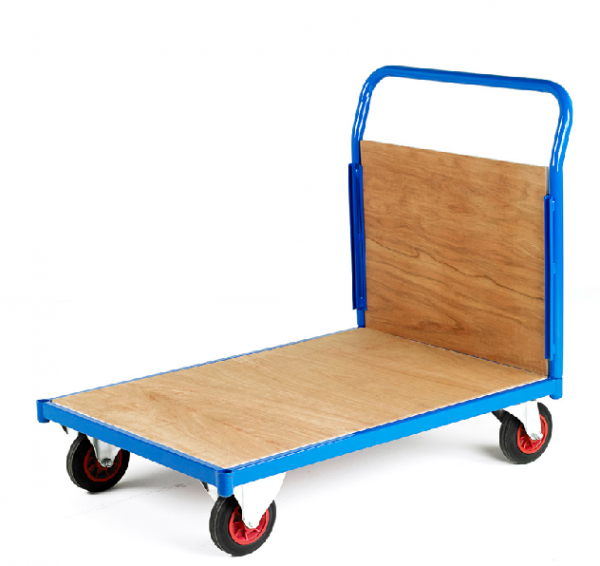 Platform Truck 1 sided plywood