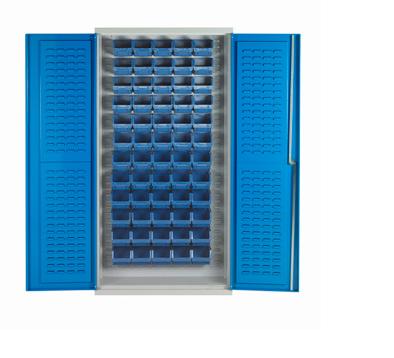 BCL60 Bin Cabinet - Louvre Support -60 bins