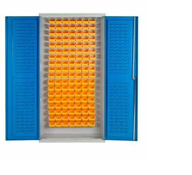 BCL126 Bin Cabinet - Louvre Support -126 bins