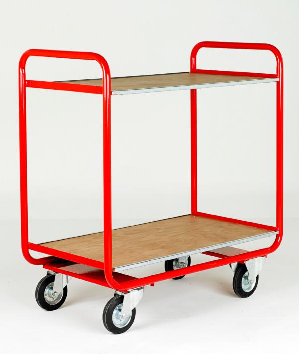 TT100 Rage Shelf Trolley 2 shelf