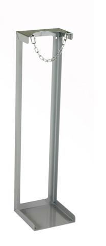 SC210- Economy 1 Cylinder Static Floor Stand Light Grey