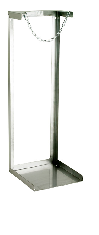 SC210SS- Economy 1 Cylinder Static Floor Stand Stainless Steel