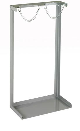 SC211 Economy 2 Cylinder Static Floor Stand Light Grey