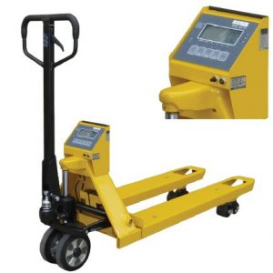 LWMS Weighing Pallet Trucks
