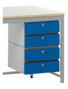4 x Drawers Right Handside