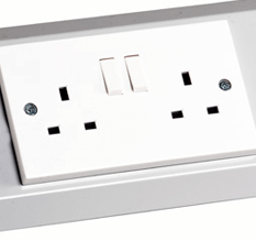 Additional Double Socket