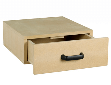 Right Fitted – Single Drawer