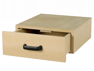 Left Fitted – Single Drawer