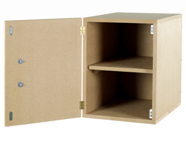 Left Fitted – Cupboard