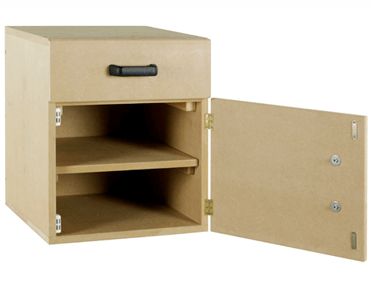 Right Fitted – Drawer / Cupboard